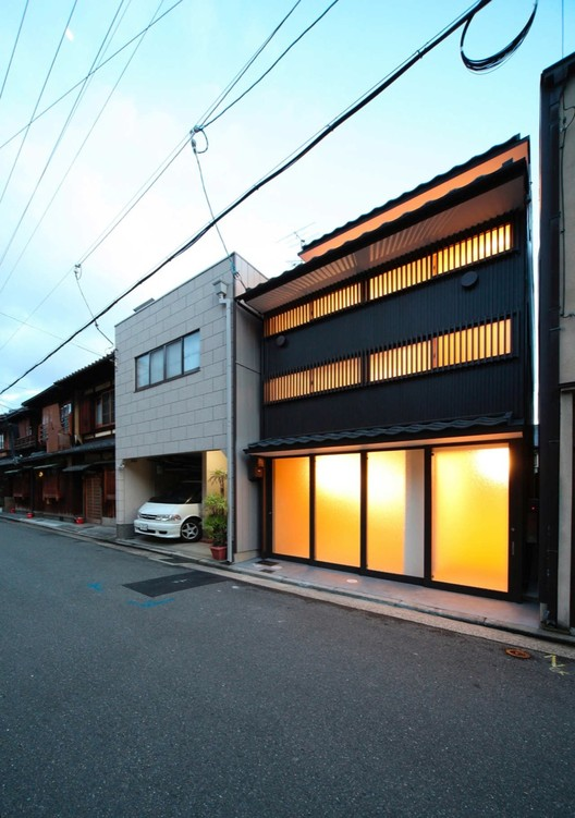 New Kyoto Town House / Alphaville Architects, Courtesy of  alphaville architects