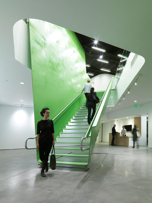 BSA (Boston Society of Architects) Space / Höweler + Yoon Architecture, © Andy Ryan