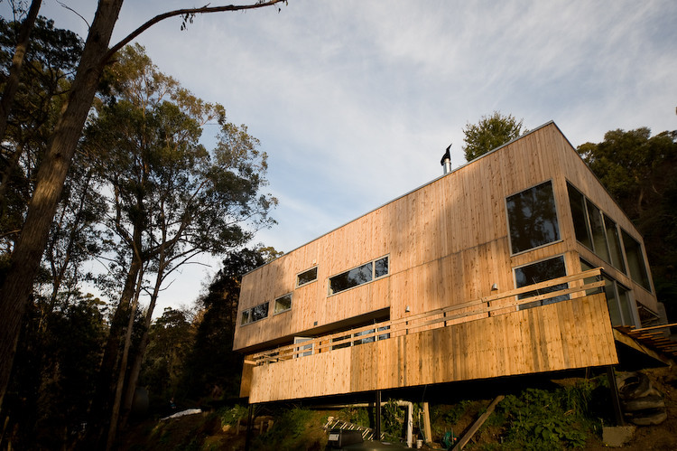 Silva Hindmarch House / Dock4 Architecture