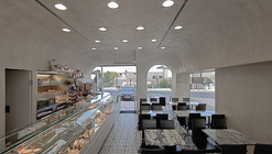 咖啡店 / Pastry Shop in Sintra / extrastudio