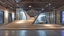 AU Office and Exhibition Space / Archi Union Architects