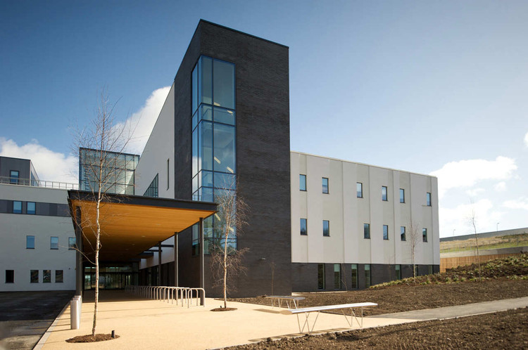 New Stobhill Hospital / Reiach And Hall Architects, © Reiach And Hall Architects