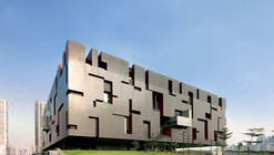 Guangdong Museum / Rocco Design Architects