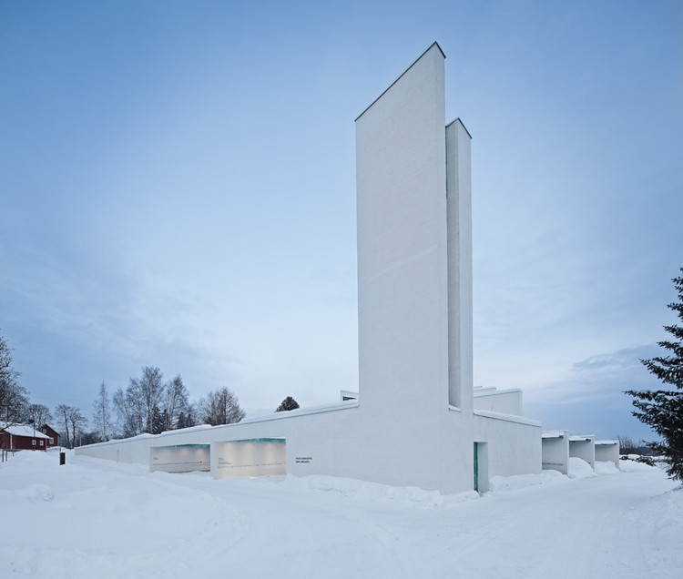 圣劳伦斯教堂 / Avanto Architects, Ville Hara and Anu Puustinen, © Kuvio