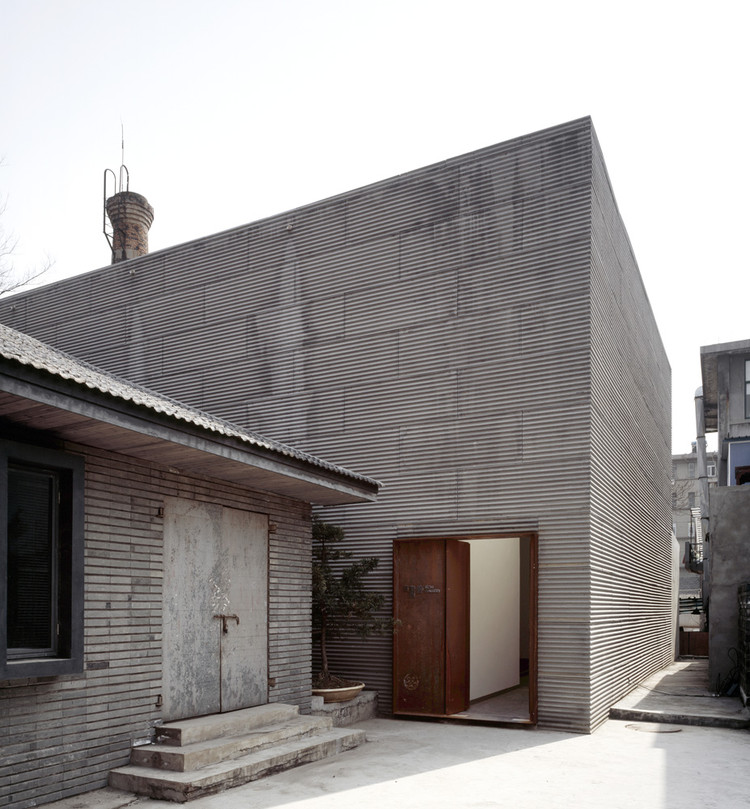 南画廊 / AZL architects, © Nacasa & Partners
