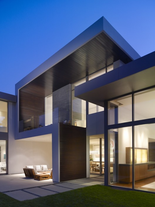 Brentwood 住宅 / Belzberg Architects, © Art Gray Photography