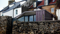 Anstruther Sea View Extension / Oliver Chapman Architects