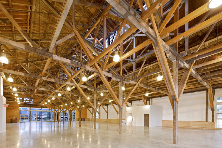 Salt Building / Acton Ostry Architects, Courtesy of  acton ostry architects