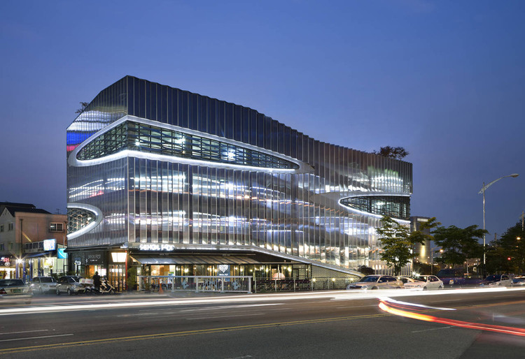 Herma Parking Building / JOHO Architecture, © Namgoong Sun