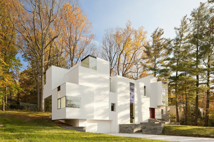 NaCl 住宅 / David Jameson Architect, © Paul Warchol