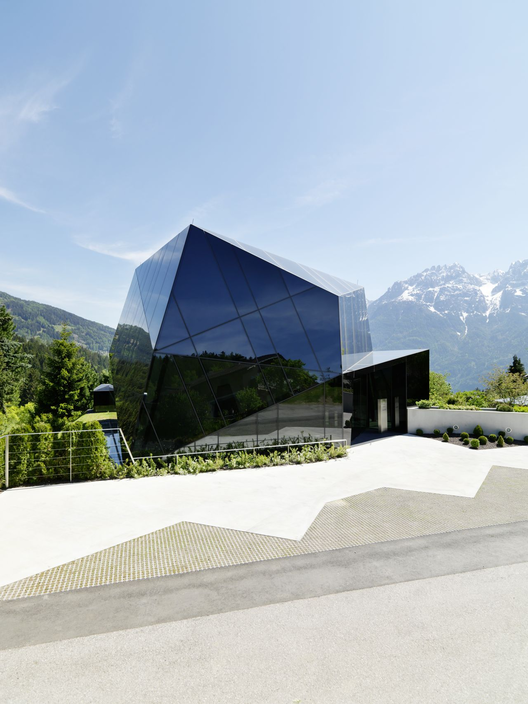 Seminar and Conference Cristal / MHM Architects, © Paul Ott