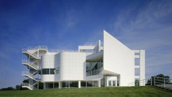 AD Classics: The Atheneum / Richard Meier & Partners Architects