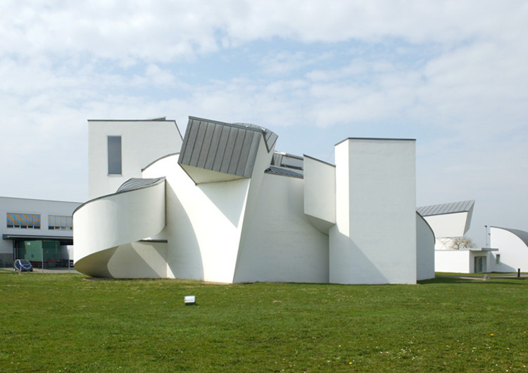 AD Classics: Vitra Design Museum and Factory / Frank Gehry, ? Liao Yusheng