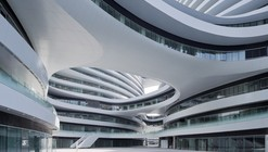 银河SOHO / Zaha Hadid Architects