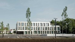 Regensdorf Community Center / phalt Architekten