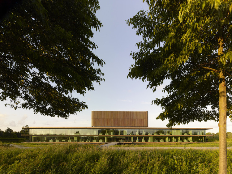 尼德兰生态学院(NIOO-KNAW) / Claus en Kaan Architecten, © Christian Richters