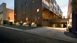 Hue 公寓 / Jackson Clements Burrows Architects