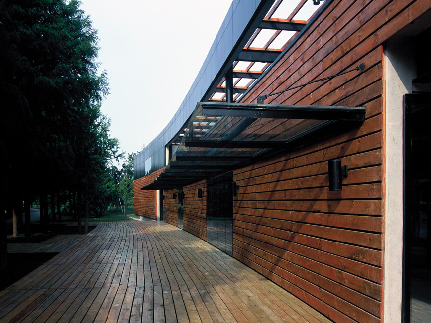 昆山阳澄湖公园游客中心/ Miao Design Studio , Courtesy of Miao Design Studio