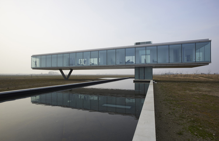 Kogelhof 別墅 / Paul de Ruiter Architects, ? Jeroen Musch