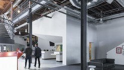 Pinterest 舊金山總部 / All of the Above + First Office + Schwartz and Architecture