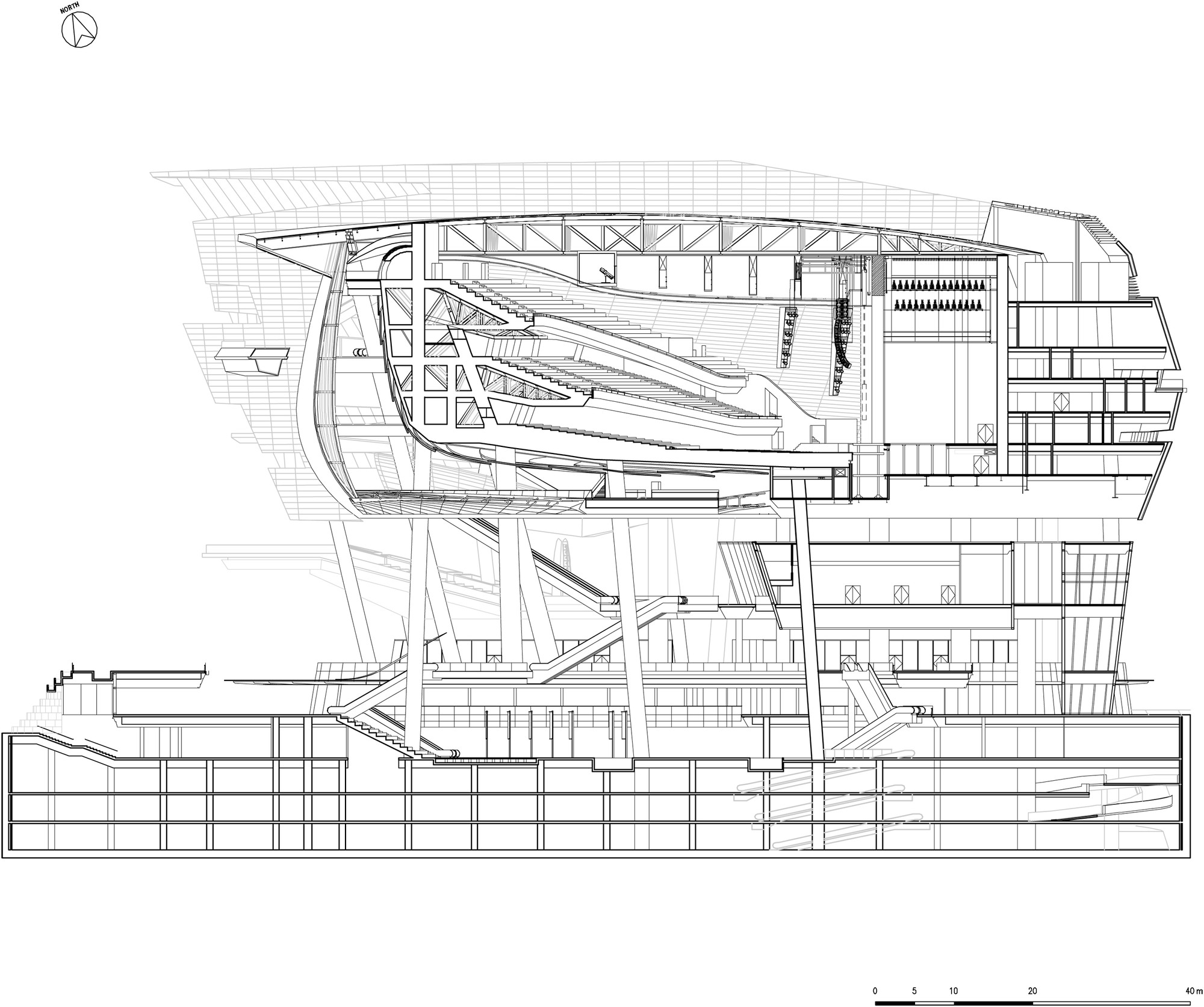Siemens Crystal Building Structural Plans
