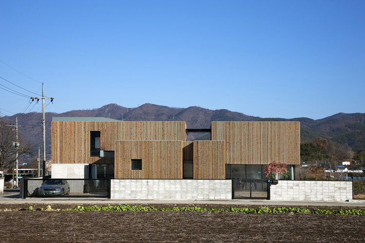 Dansanli 別墅 / ADF Architects, ? Park Young-Chae