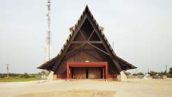 Portada 1   assinie mafia church   koffi   diabat%c3%a9 architectes