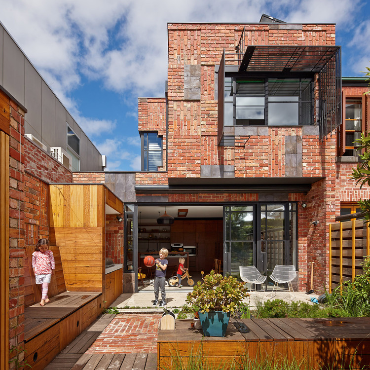 Cubo住宅/ PHOOEY Architects, ? Peter Bennetts Photographer