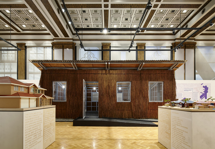 S 住宅 3 / Vo Trong Nghia Architects, Tom Harris, 版权 Hedrich Blessing. 图片感谢 Chicago Architecture Biennial