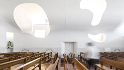 Várzea Church / FCC Arquitectura
