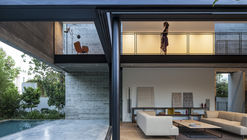 SB 住宅 / Pitsou Kedem Architects