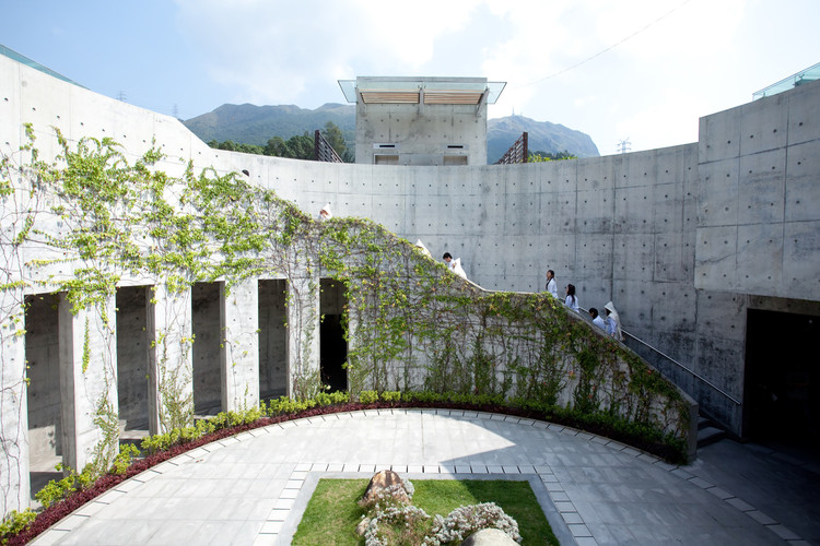 钻石山火葬场/建筑署, Courtesy of Architectural Services Department