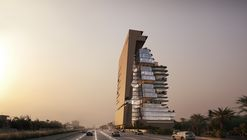 Abdul latif jameel corporate headquarters  jeddah  saudi arabia by andrew bromberg of aedas street view
