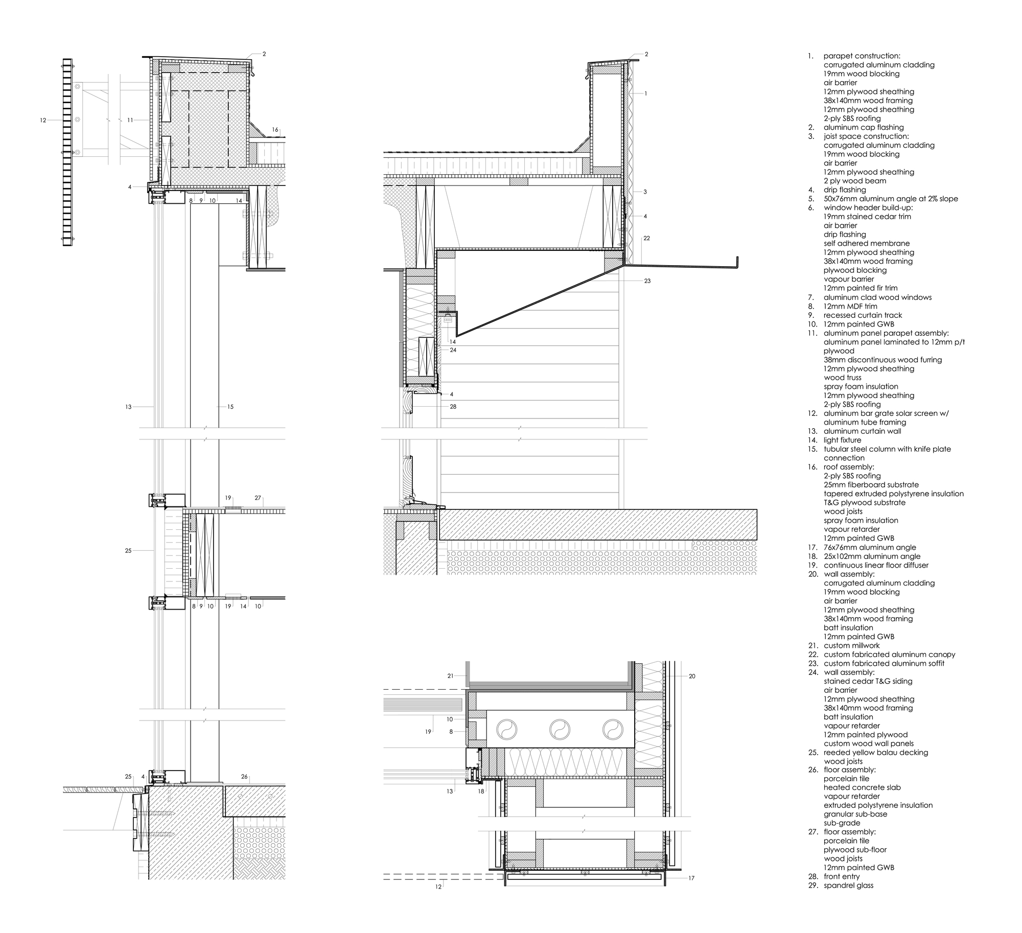 画廊 加拿大朱庇特之家 The Marc Boutin Architectural Collaborative 23