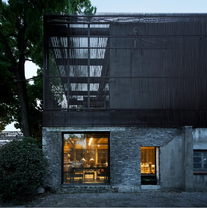 瓷语堂 / Archi-union, Courtesy of Archi-union