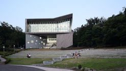 Adagio Valley 设计的首尔大学音乐学院 / Wooridongin Architects