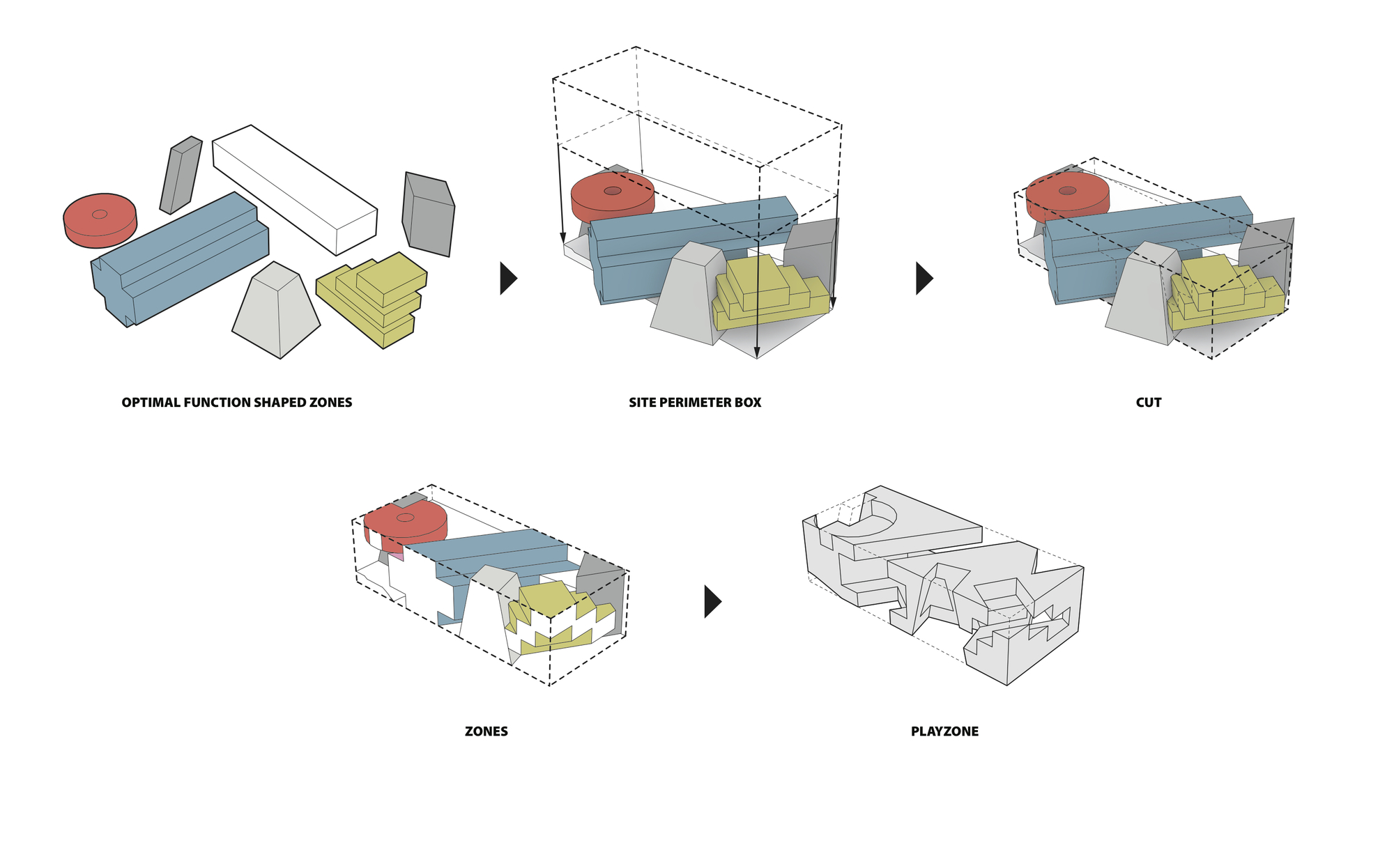 Mvrdv adept 27 for The concept of space in mamluk architecture