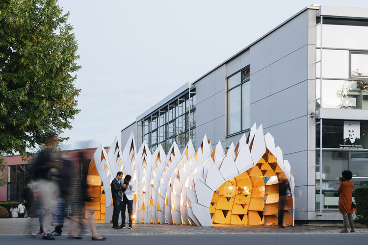 DIA 3D Jewelry Pavilion (Dessau International Architecture Graduate School). 图片致谢 © Pavel Babienko