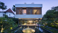 秘密花园住宅  / Wallflower Architecture + Design