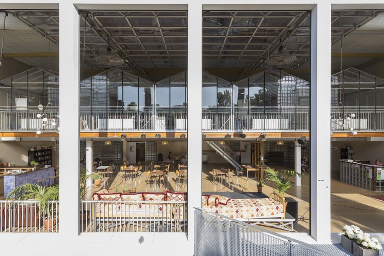 Ru Paré 社区 / BETA office for architecture and the city + Elisabeth Boersma, © Marc Faasse