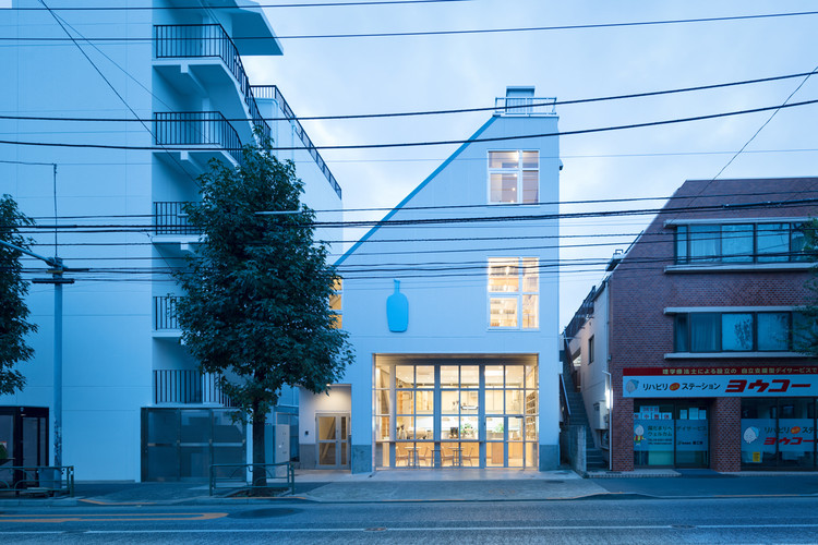日本Nakameguro 蓝瓶咖啡馆 / Schemata Architects, © Takumi Ota