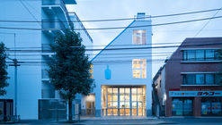 日本Nakameguro 蓝瓶咖啡馆 / Schemata Architects