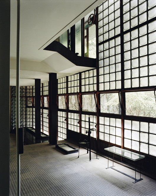 "关于现代设计大师皮埃尔·夏洛的10件事, Pierre Chareau, Maison de Verre 室内, 1928–32, 巴黎. 图片 © Mark Lyon. From the 2016 Organizational Grant to The Jewish Museum for ""Pierre Chareau: Modern Architecture and Design."""