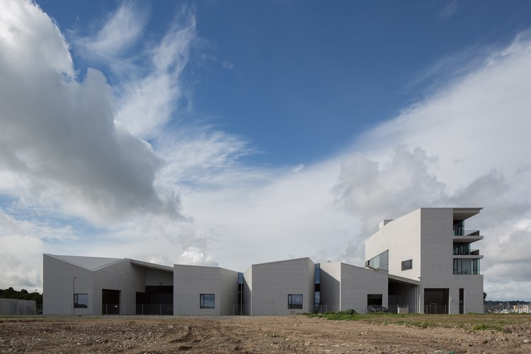Beaufort 海事研究大楼 / McCullough Mulvin Architects, © Christian Richters