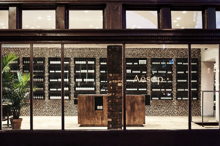 乔治城 Aesop 商店 / Tacklebox Architecture, 致谢Aesop