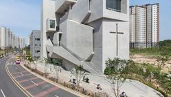 最亲和的教堂/ Heesoo Kwak and IDMM Architects