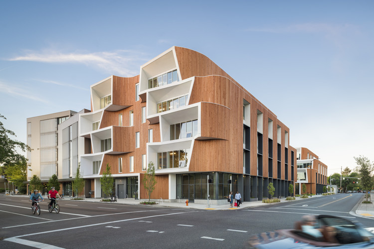 One North 办公楼  / Holst Architecture, © Andrew Pogue