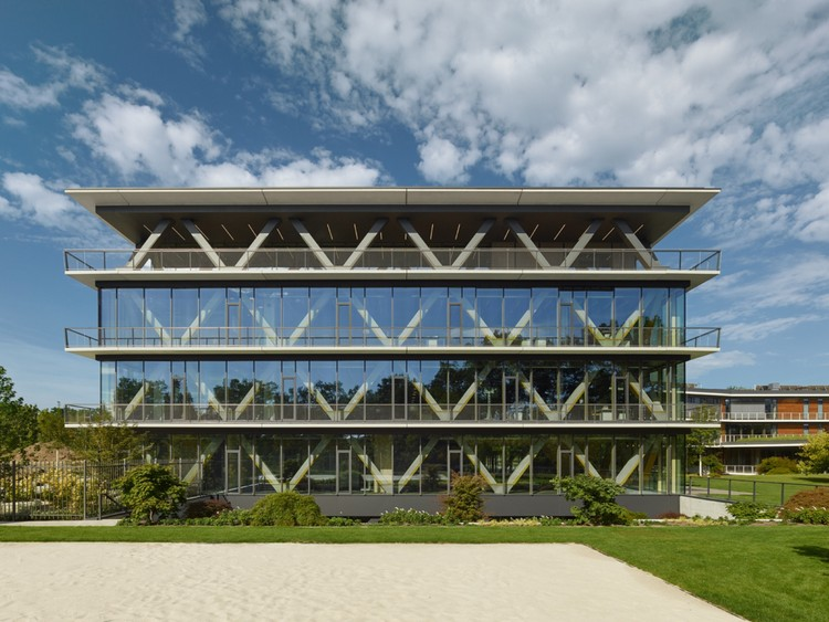 创新中心 Innovatin Center 2.0 / SCOPE Architekten, © Zooey Braun