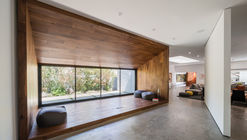 隐居 / Dan Brunn Architecture