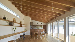日本木结构小屋:室外宜人,室内温馨 House Komoro / KASA ARCHITECTS